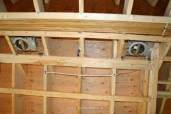 Click to view album: Rough Electric, Plumbing & HVAC - 8/3/2010